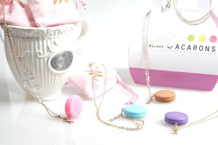 Secret of Macarons!