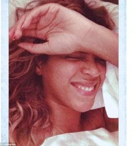 Beyonce- wake up call