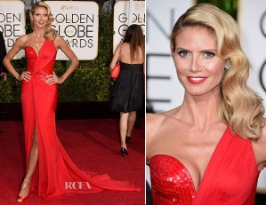 Heidi-Klum-In-Versace-2015-Golden-Globe-Awards
