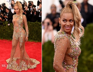 BEYONCE' IN GIVENCHY