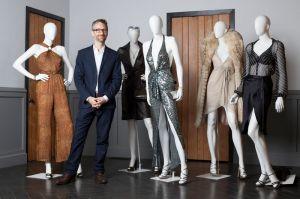 Il costume designer Michael Wilkinson