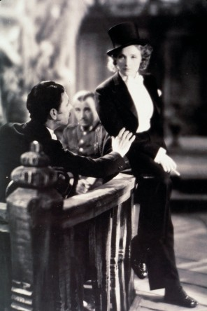 No Merchandising. Editorial Use Only Mandatory Credit: Photo by SNAP / Rex Features (390852dx) FILM STILLS OF 'MOROCCO' WITH 1930, CLOTHING, MARLENE DIETRICH, HAT, TOP, TUXEDO, JOSEF VON STERNBERG IN 1930 VARIOUS