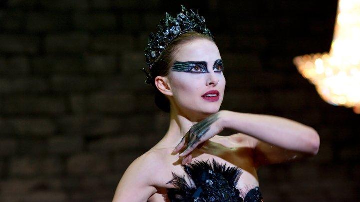 Natalie Portman in Black Swan (Cigno Nero)